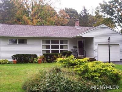 Rome Single Family Home For Sale: 2100 Bedford St.