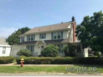 Utica Single Family Home For Sale: 17 Prospect Street