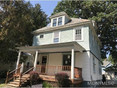Madison County Single Family Home For Sale: 214 Allen Park Pl