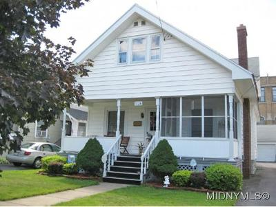 Utica Single Family Home For Sale: 1124 Kellogg Avenue