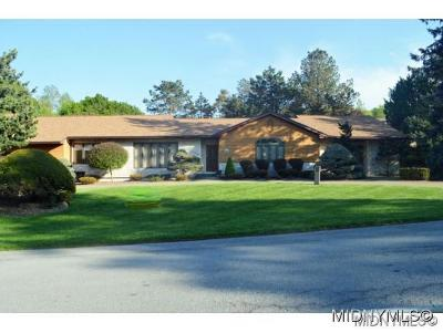 New Hartford Single Family Home For Sale: 5 Sylvan Glen Road