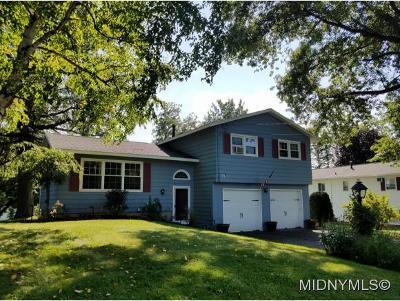 Whitesboro Single Family Home For Sale: 29 Clarion Drive