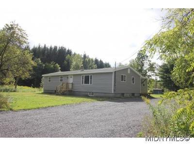 Verona Single Family Home For Sale: 7451 Zingerline Road