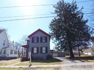 Madison County Single Family Home For Sale: 315 Leonard Street