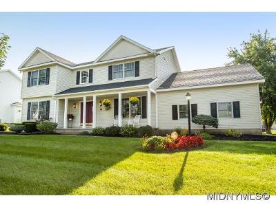 Whitesboro Single Family Home For Sale: 14 Abbey Rd