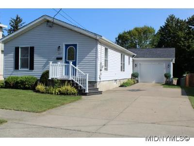 Frankfort Single Family Home For Sale: 327 Third Ave