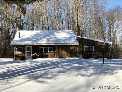 Remsen Single Family Home For Sale: 10247 Dustin Rd.