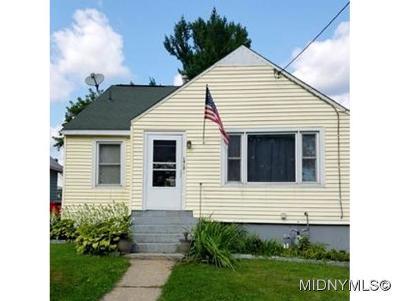 Utica Single Family Home For Sale: 1412 Sophia Ave