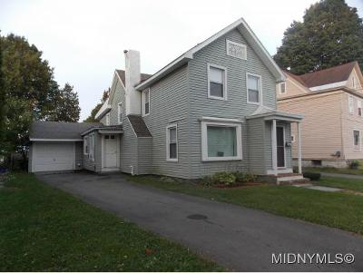 Rome Single Family Home For Sale: 410 West Bloomfield