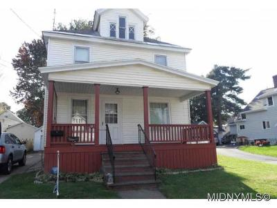 Rome Single Family Home For Sale: 743 West Liberty Street