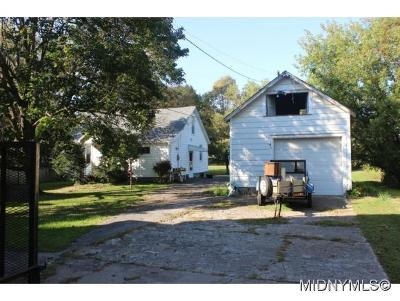 Herkimer County Single Family Home For Sale: 5493 State Route 5
