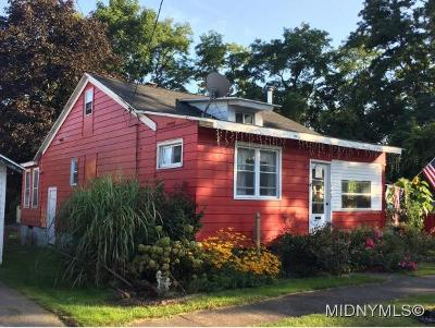 Utica Single Family Home For Sale: 1601 Baxter Ave