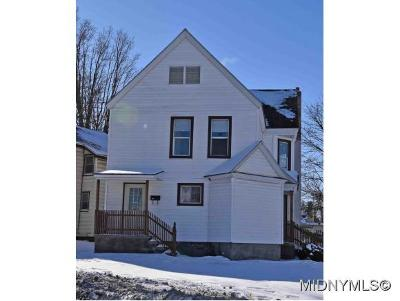 Utica Multi Family Home For Sale: 1008 Albany Street