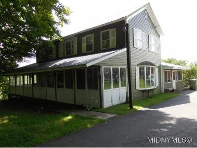 Remsen Single Family Home For Sale: 6173 Military Rd