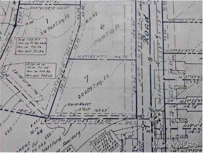 New Hartford Residential Lots & Land For Sale: Danberry Road