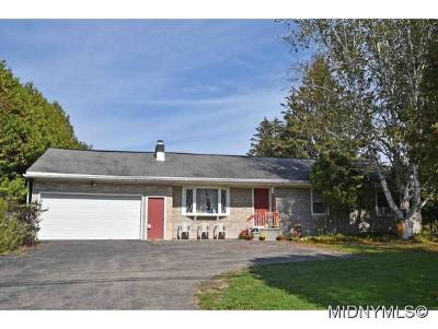 Holland Patent Single Family Home For Sale: 9653 State Route 365