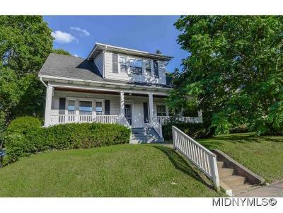 Oneida County Single Family Home For Sale: 2101 Holland Ave