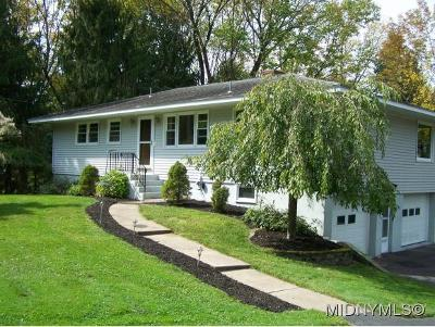 New Hartford Single Family Home For Sale: 3 Salisbury