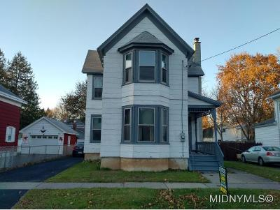 Whitesboro Single Family Home For Sale: 18 Moseley Street
