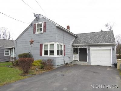 Herkimer County Single Family Home For Sale: 16 Marmet St.