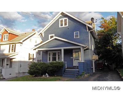 Oneida County Single Family Home For Sale: 1653 Taylor Ave