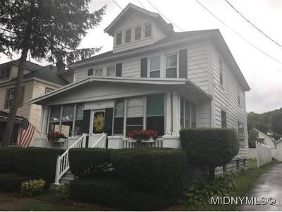 Oneida County Single Family Home For Sale: 1927 Holland Avenue