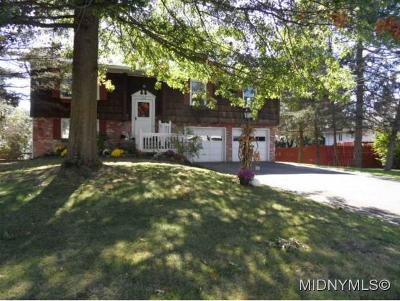 Oneida County Single Family Home For Sale: 1512 Bette Road