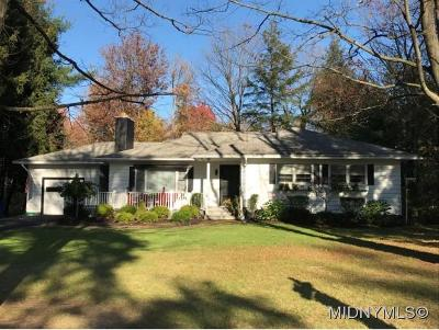 Clinton Single Family Home For Sale: 200 Homewood Drive