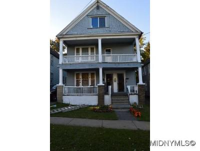 Multi Family Home For Sale: 1640 Neilson Street