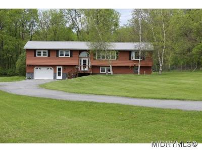 Remsen Single Family Home For Sale: 10871 State Route 365