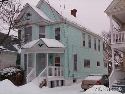 Utica Single Family Home For Sale: 911 Lansing Street
