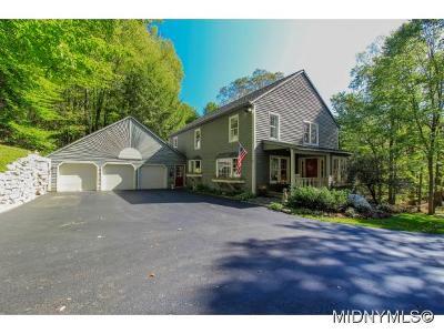 Barneveld Single Family Home For Sale: 63 Redmond Road