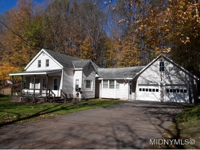 Barneveld Single Family Home For Sale: 10651 John Street