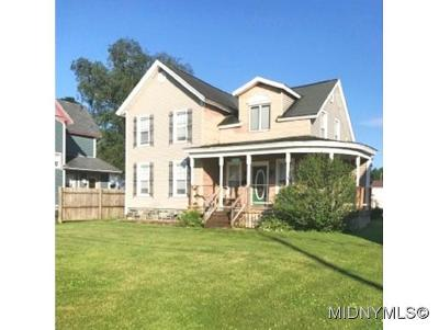 Herkimer County Single Family Home For Sale: 110 South Main Street