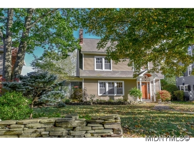 Rome Single Family Home For Sale: 1302 N Madison St