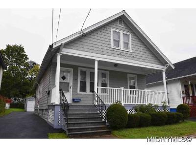 Oneida County Single Family Home For Sale: 1159 Hammond Ave