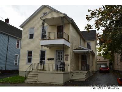 Utica Multi Family Home For Sale: 778 Blandina Street