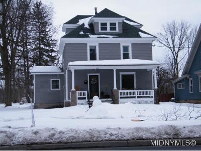 Oneida County Single Family Home For Sale: 100 Seneca Ave