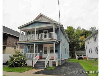 Utica Multi Family Home For Sale: 7 Dewey Ave