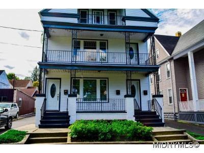 Utica Multi Family Home For Sale: 1334 Mary Street