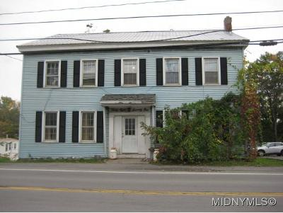New Hartford Multi Family Home For Sale: 3871 Oneida St