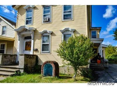 Utica Multi Family Home For Sale: 1018 Mohawk Street