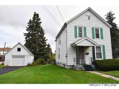 Whitesboro Single Family Home For Sale: 26 Foster Street