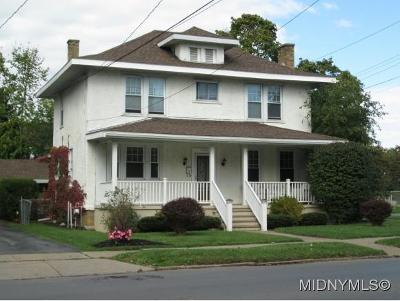 Oneida County Single Family Home For Sale: 1500 Mohawk Street