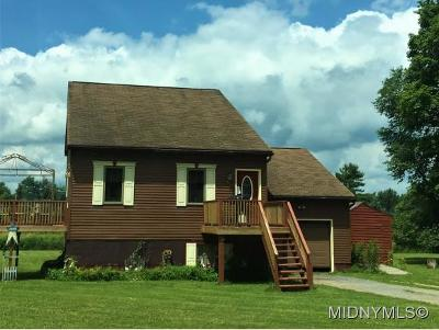 Boonville Single Family Home For Sale: 3351 Moose River Rd