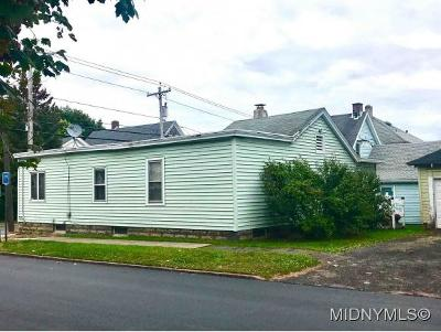 Oneida County Single Family Home For Sale: 1109 Noyes Street
