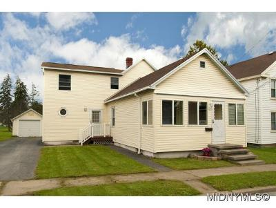 Oneida County Single Family Home For Sale: 10 Dudley Ave