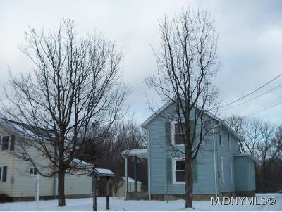 Oneida County Single Family Home For Sale: 3783 Prospect Street