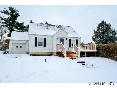 Oneida County Single Family Home For Sale: 2217 Highland Ave