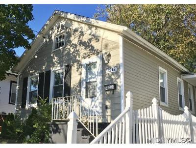Utica Single Family Home For Sale: 1212 Noyes Street